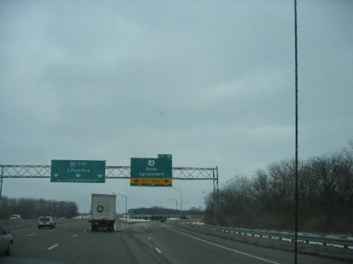 there's one in Missouri, Massachusetts (Mrs J. called us from there today), and Ohio - which one do the Simpsons live at?